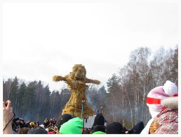Бакшевская Масляница 22.02.2015